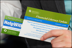OCC's bi-monthly e-newsletter, Financial Literacy Update, provides upcoming events, initiatives, and resources for consumers.