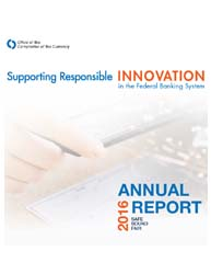 Annual Report 2016 Cover Image