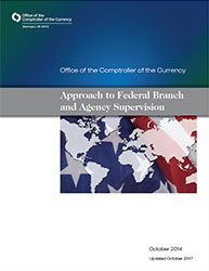 Approach to Federal Branch and Agency Supervision Cover Image