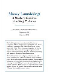 Money Laundering: A Banker's Guide to Avoiding Problems Cover Image