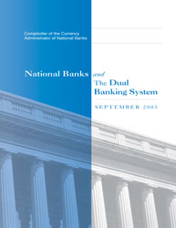 National Banks and the Dual Banking System | OCC