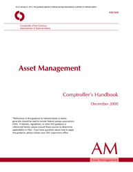 Comptroller's Handbook: Asset Management Cover Image