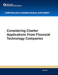 Comptroller's Licensing Manual Supplement: Considering Charter ...