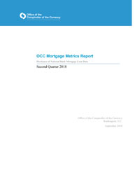 Mortgage Metrics Q2 2018 Cover Image