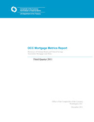 Mortgage Metrics Q3 2011 Cover Image