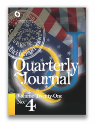 Quarterly Journal Volume 21 No. 4 Cover Image