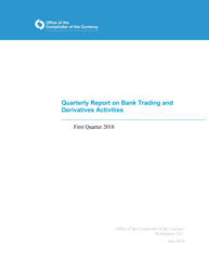 Quarterly Report on Bank Derivatives Activities: Q1 2018
