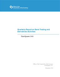 Quarterly Report on Bank Derivatives Activities: Q3 2018