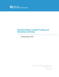 Quarterly Report on Bank Derivatives Activities: Q4 2016