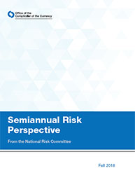 Semiannual Risk Perspective, Fall 2018